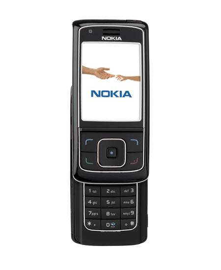 诺基亚6288:拥有高级视频播放功能的迷人 3G 滑盖手机