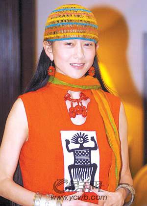 携《云南映象》再赴广州 杨丽萍从未放弃舞蹈
