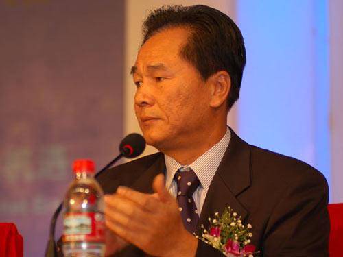 图文:国务院新闻办公室副主任蔡名照