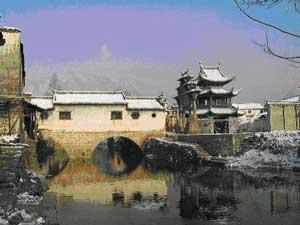 《探秘-许村》