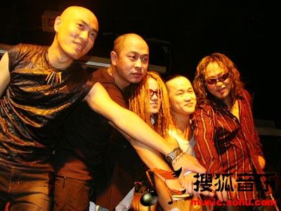 轮回乐队2006校园行 新唱片即将隆重发行(图)
