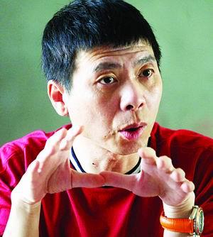 冯小刚承认抵触媒体 透露新片不启用明星(图)