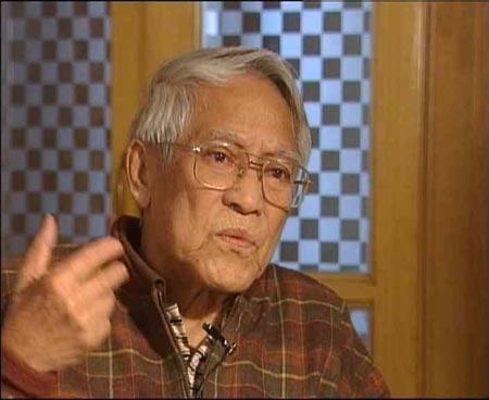 [东方之子]苏河清:纪录西柏坡会议