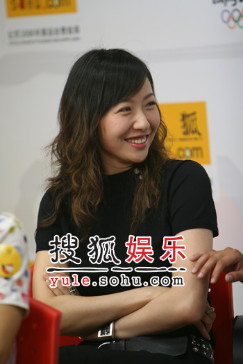 """叶京率""""青春""""主创做客搜狐"""