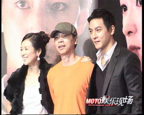《夜宴》韩国首映抢票房 章子怡大走亲民路线