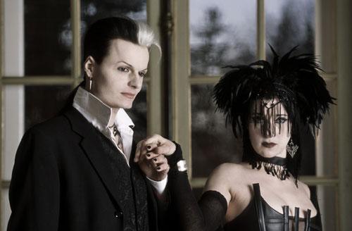 瑞士首席歌德名团Lacrimosa安魂弥撒唱响京沪