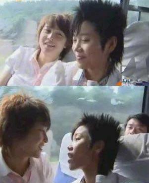 """厉娜否认黄征是男友 曾被许飞笑唱歌很""""屎"""""""