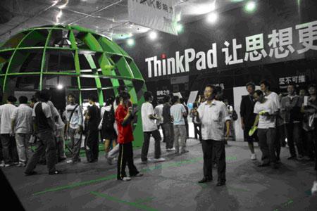 联想ThinkPad精彩中网