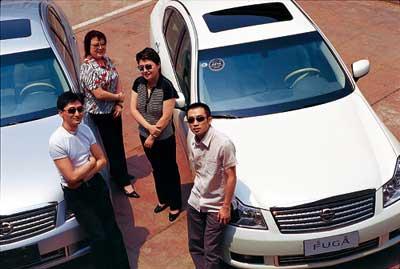殊途同归--Nissan Fuga