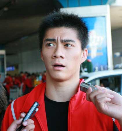 付海峰:金牌证明我们是名副其实世界第一