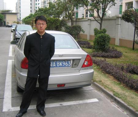 广东外语外贸大学参赛选手:胡祥辉