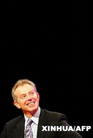 布莱尔表示将协助英国工党赢得下一次大选(图)