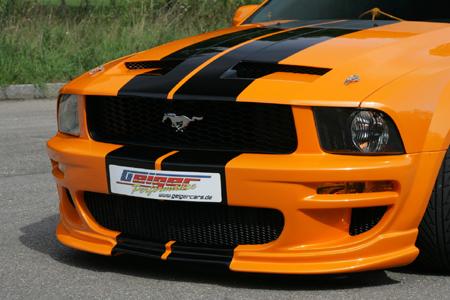 改装力作 福特Mustang GT520(图)