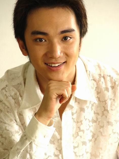 图:《我在天堂等你》演员写真—穆雪峰