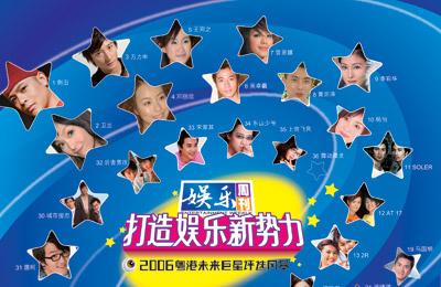 粤港未来巨星颁奖典礼