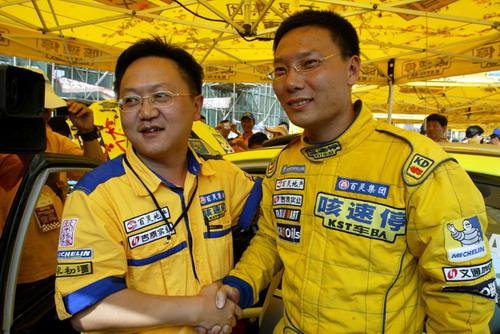 周萌:CRC贵州开阳站观察一 拉力赛为何要西移