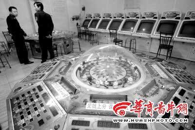 西安赌场3次被查封又开张 距派出所仅500米(图)
