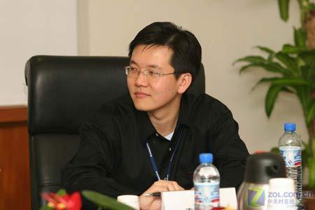 联想服务器产品开发总监李志杰