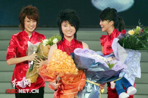 尚文婕荣获年度总冠军