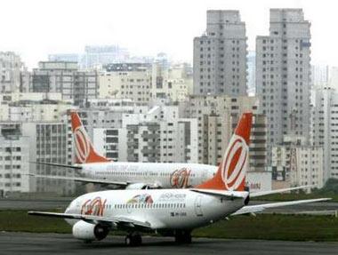 巴西一架客机今日神秘失踪 据称机上载客155人