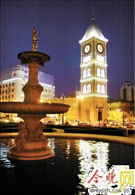 钟楼公园上午亮相(组图)图片