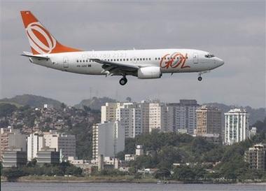 巴西一飞机失踪 据称有人目击该机17时左右爆炸