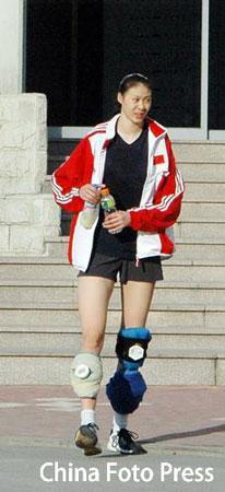 图文:日本女排世锦赛开赛在即 赵蕊蕊全力备战