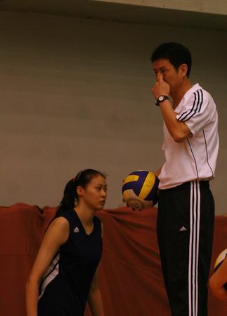 陈忠和:赵蕊蕊能否重返赛场未来30天见分晓