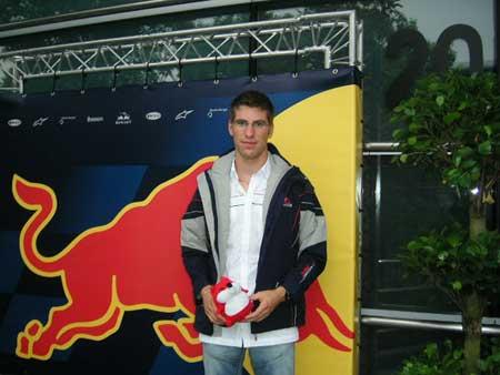 与舒马赫同名的车手 阿马穆勒:舒米是F1的传奇