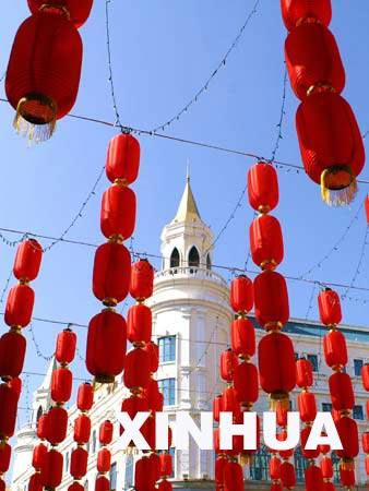 国庆主题手工制作灯笼