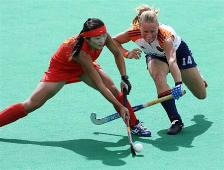 女曲世界杯-中国1-6惨败荷兰 4战皆墨无缘八强