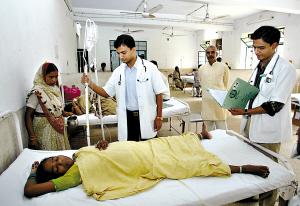 印度总理家人感染登革热 政府拒绝宣布疫情(图)