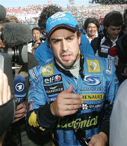 阿隆索坦言法拉利不可战胜 超越丰田成唯一机会