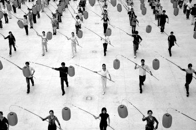 """北京奥组委主办""""盛典西安"""" 张艺谋亲自操刀"""