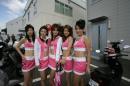 图文:F1日本大奖赛美女车模广角镜 红肥绿瘦5