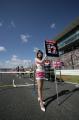 图文:日本大奖赛美女车模广角镜 红肥绿瘦10