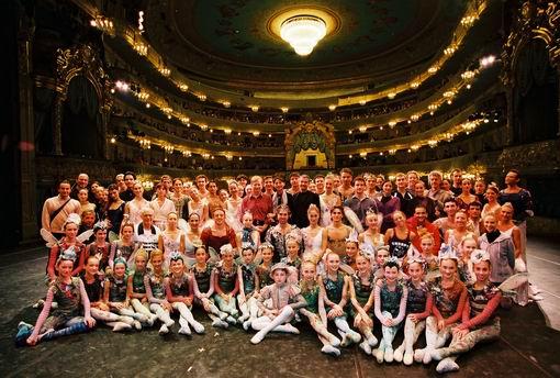 图:意大利斯卡拉歌剧院芭蕾舞团—1