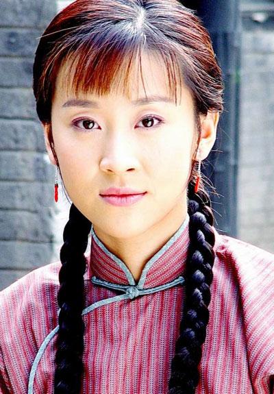 第23届金鹰奖最佳女演员提名:苗圃