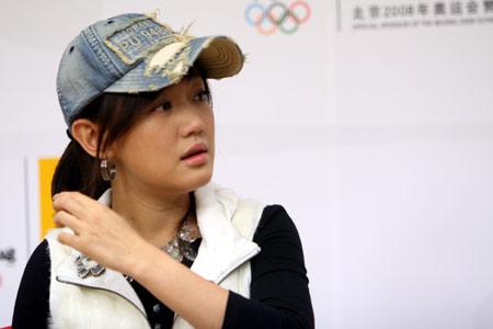 薛佳凝做客搜狐澄清绯闻:我与胡歌不可能恋爱