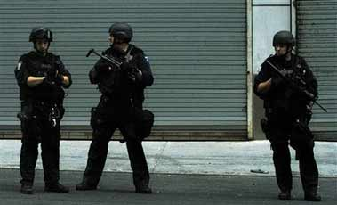 美国联邦调查局称撞机事件无关恐怖袭击