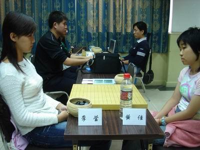 组图:第二届百灵杯预赛 美女棋手唐莉等参赛