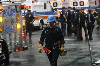 连线我驻纽约领馆 目前暂无华人伤亡或被困