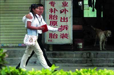 深圳龙华诈骗团伙专骗打工者 警方称不立案(图)