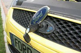 狂野三弄--试驾福特福克斯两厢运动版