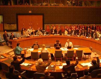 美国修改制裁朝鲜决议草案 谋求安理会13日通过
