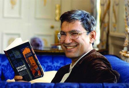 诺贝尔文学奖得主土耳其小说家奥罕-帕慕克(图)