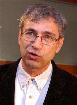 诺贝尔文学奖得主帕慕克曾被判侮辱土耳其国格