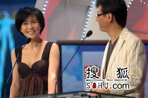 颁奖嘉宾-刘嘉玲