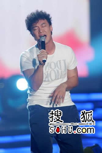 香港最受欢迎男歌手陈奕迅