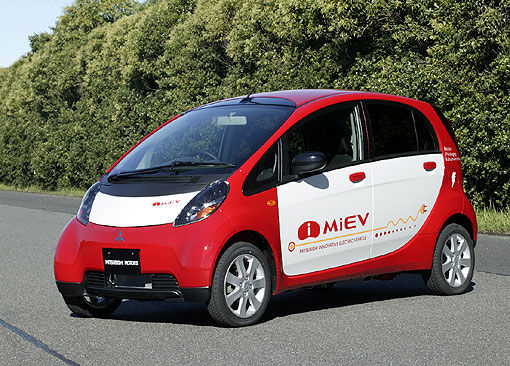 三菱i MiEV(图)